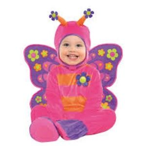 Other - Costume: Flutterby - Butterfly (3PCS) 6 - 12 Month